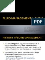 Fluid in Burn BPS