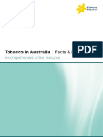 Tobacco in Australia,Fact and Issues