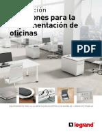 Soluciones Para Oficina - Linea Mosaic