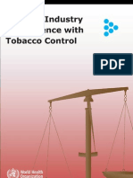 Tobacco Industry Interference With Tobacco COntrol_WHO