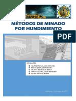 METODOS DE MINADO POR HUNDIMIENTO.docx