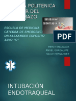 Intubacion Emergencia
