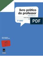 Entre Palavras 7 Professor