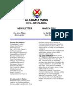 Alabama Wing - Mar 2005