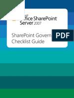 Share Point Governance Checklist _v1_AM102306291033