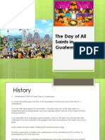 The Day of All Saints in Guatemala