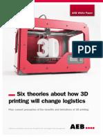 Aeb White Paper 3d Printing