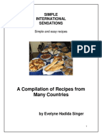 Simple International Sensations