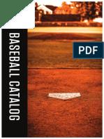 2018 Baseball Catalog No Template