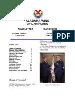 Alabama Wing - Mar 2006