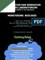 009 - LAB Biological Monitoring