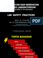 004 - Lab Safety Practices