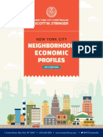 NYC Neighborhood Economic Profiles 2017