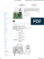 1.5A DC Pulse Width Modulator Motor Speed Control Kit 20W