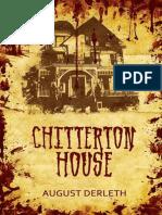 Derleth August - Chitterton house.epub