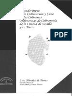 Tratado Breve de La Cultivacixn y Cura de Las Colmenas Ordenanzas de Colmenerxa de La Ciudad de S