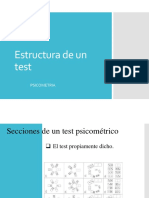 Construccion de Test