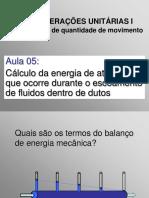 aula05-CalculoEnergiaAtrito
