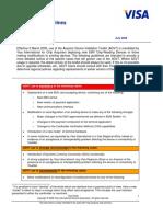 ADVT Usage Guidelines