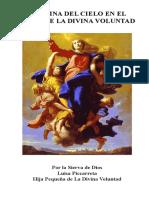 La Reina Del Cielo en El Reino de La Divina Voluntad-luisa Piccarreta