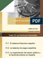Tema 13 Sectores Funcionales 2017-18