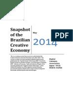 Snapshot Brazil Contents - DCAJ 2014 - JP 文書 by Celso Singo Aramaki