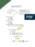 Exemple de Calcul de La Réactance de Fuite