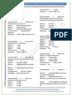 EASA Part-66 Exam Questions of Module 07 Standart Practices - Part IV