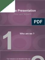Presentation Odoo - India - 2017