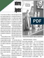 """03-02-18 Se instalarán en Monterrey 2 mil cámaras """"inteligentes"""""""