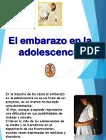 Embarazo en La Adolescencia (1)