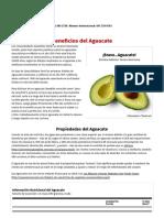 Beneficios Del Aguacate - Mercola