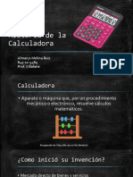 historia de la calculadora  1