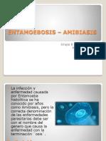 ENTAMOEBOSIS – AMIBIASIS
