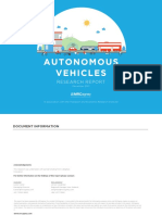 MRCagney Autonomous Vehicles Research Paper