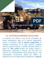Planeamiento Estrategico en Mineria
