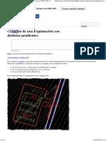 Creación de Una Explanación Con Distintas Pendientes en CIVIL 3D
