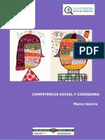 Competencia Social y Ciudadana-Ebaluazio Diagnostikoa