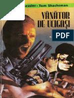 Robert K. Ressler & Tom Shachtman - Vanator de Ucigasi