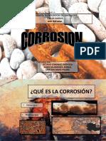 Exposicion Corrosion