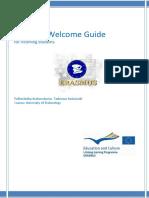 Cracow Erasmus Welcome Guide