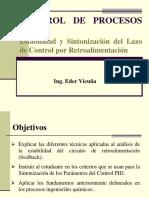 Control de Procesos- Sintonizacion