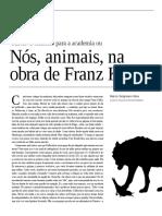 Suplemento Animais Escritos
