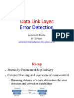 DLL Error Detection