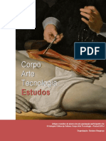 Livro Corpo Arte Tecnologia Estudos Promel Ufsj Final