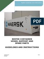 Reefer Guidelines Ver 2.1 Nov 2013