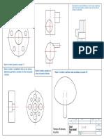 Examen Expresión Gráfica y Diseño Asistido control 2013