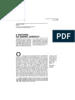 FARIA, Jose E.A Reforma do Ensino Juri.pdf