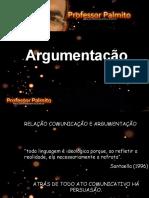 O Processo argumentativo