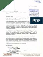Carta a Defensoría Del Pueblo - Caso Rosa Andrade